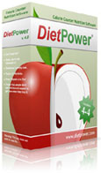 Click to download a free 15-day trial of DietPower's calorie coaching software