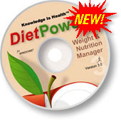You can have a trial copy of DietPower 3.0 running on our computer just minutes from now.  For details, click here.