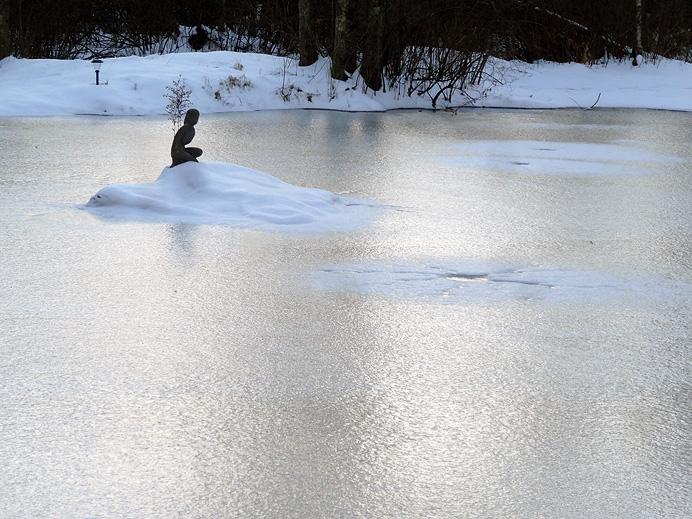 Nymph on Ice