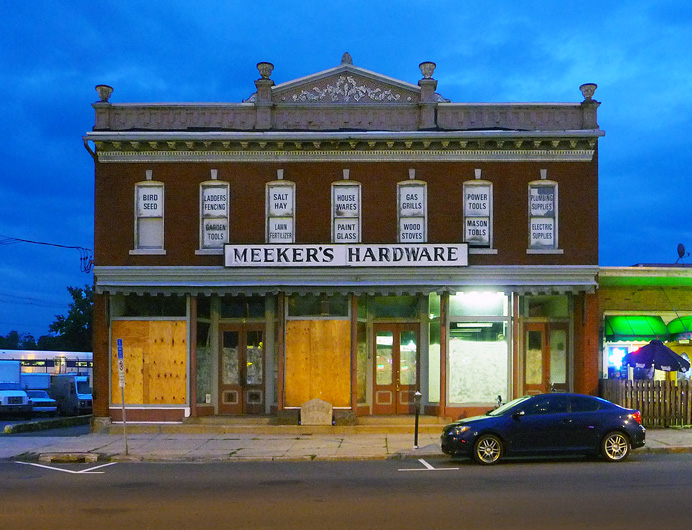 Meeker's Hardware, Danbury, Connecticut