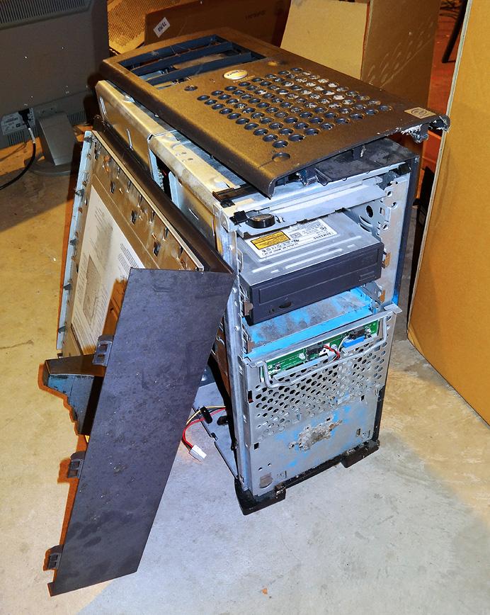 Old LAN server