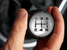 Calorie shifting symbolized by a gear shift